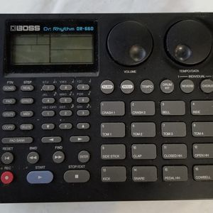 Boss DR.Rythm Dr-660 Drum Machine for Sale in Wantage, NJ