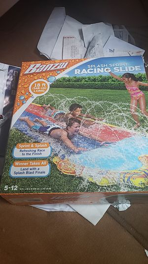 Water slide for Sale in Greensboro, NC