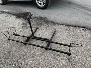 Bike rack for trailer or rv fits 2 bikes for Sale in Pompano Beach, FL
