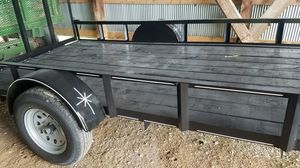 New 2020 12ft Trailer with 4ft gate for Sale in St. Louis, MO