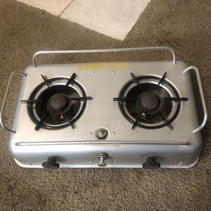 Vintage Kenyon Homestrand Marine Alcohol 2 Burner Stove for Sale in Burlington, WA