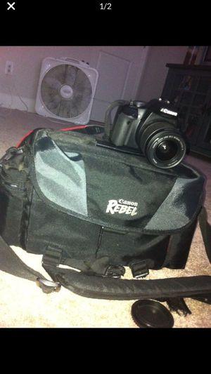 Canon Rebel XSI for Sale in Spring Hill, TN