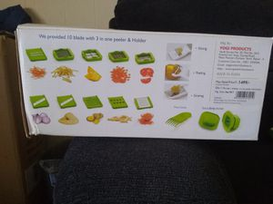 Vegetable cutter for Sale in Norwood, MA