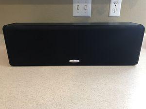 Polk Audio Center Speaker for Sale in North Las Vegas, NV