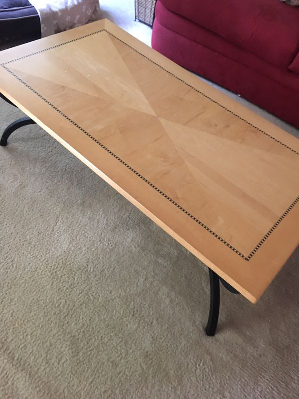 Matching Coffee Table And End Table For Sale In Raleigh