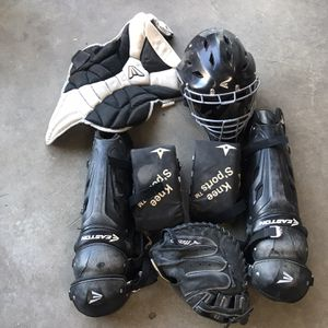 Baseball/softball Youth Catchers Gear for Sale in Highland, CA