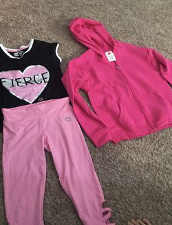 Girls Outdoor pink Outfit for Sale in Las Vegas,  NV