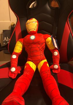 Iron Man plushie for Sale in Providence,  RI