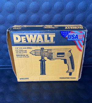 DEWALT 7.8 Amp 1/2 in. Variable Speed Reversing Drill for Sale in Redlands, CA