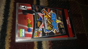 SNK ARCADE classics vol. 1 - (NEW) SONY Playstation PSP video game for Sale in Stockton, CA
