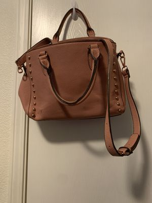 Charming Charlie pink crossbody handbag for Sale in Gaston, OR