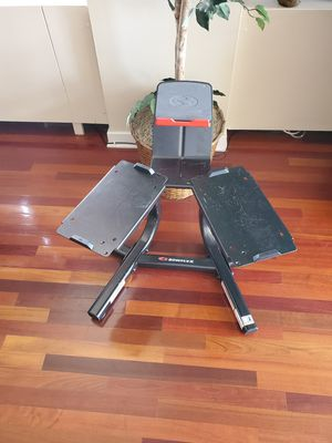 Bowflex SelectTech stand(new) for Sale in Chicago, IL