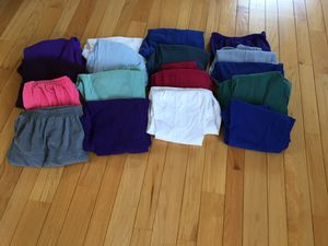 "42 piece "" lot"" of woman's large clothing, GREAT CONDITION! for Sale in Half Moon Bay, CA"
