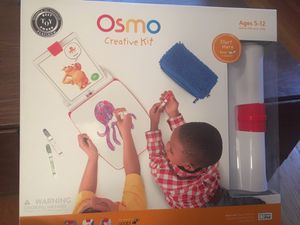 Osmo creativity kit for sale for Sale in Knoxville, TN