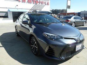 2017 Toyota Corolla for Sale in Rosemead, CA