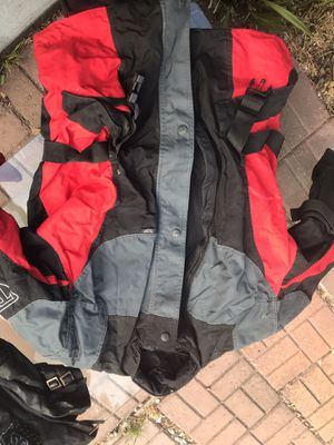 Motorcycle riding jacket for Sale in San Lorenzo, CA