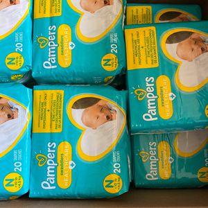 newborn diapers for Sale in Palmdale, CA