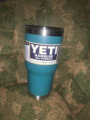 River Green Yeti Rambler 30oz New for Sale in Johnson City, TN