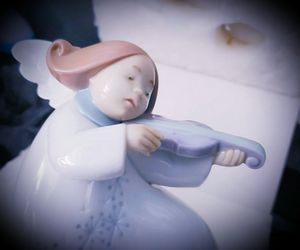 """Little Angel with the Violin"" Lladro Figurine for Sale in Temecula, CA"