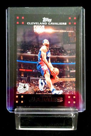 Basketball cards - Lebron James for Sale in Hemet, CA