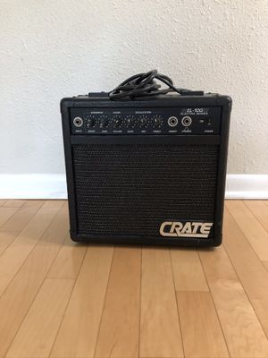 Crate amplifier for Sale in Tampa, FL