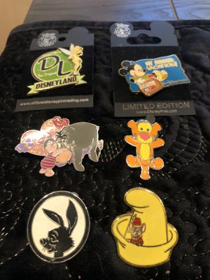 Disney pins for Sale in Citrus Heights, CA
