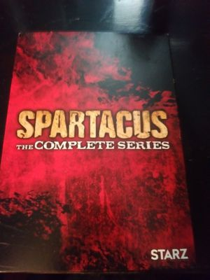 $10.00 Spartacus complete box set. for Sale in Obetz, OH