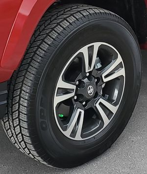 2019 Toyota Tacoma wheels and tires for Sale in Largo, FL