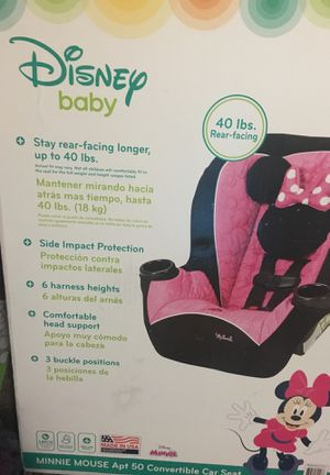 Minnie Mouse car seat for Sale in Los Angeles, CA