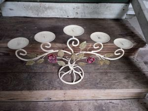 Iron Candle Holder for Sale in San Antonio, TX