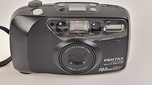 Pentax IQZoom EZY 35mm point and shoot film camera for Sale in Smyrna, TN
