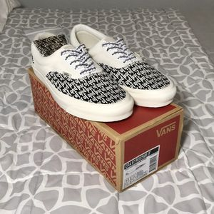 Fear Of God Vans Era 95 (Size 10.5) for Sale in Sussex, WI