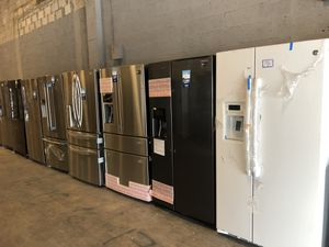 REFRIGERATORS LOTS IN STOCK for Sale in Miami, FL