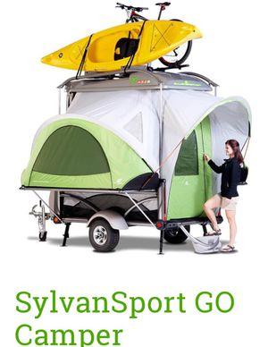 SYLVANSPORT GO CAMPER REPLACEMENT TENT $750 for Sale in Eugene, OR