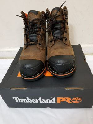 TIMBERLAND PRO. STEEL TOE BOOTS. SIZE 10 for Sale in Washington, DC