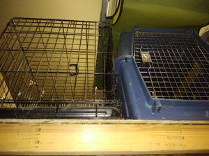 2 big Dogg dog kennels for Sale in Hazel Park, MI