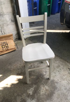 Solid Wood Chair for Sale in Newton, MA