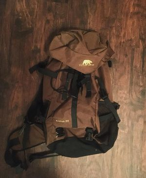 Golden Bear 55L Camping Backpack for Sale in Baltimore, MD