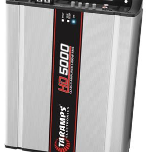 TARAMPS BASS 5K 1 OHM AMPLIFIER BASS5K HD 5000 WATTS TARAMP'S AMP for Sale in Dallas, TX