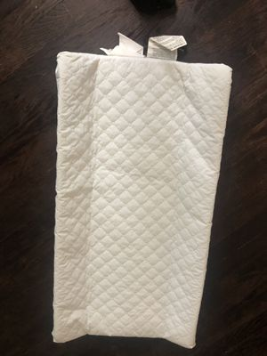 Changing table pad and cover for Sale in Everett, WA