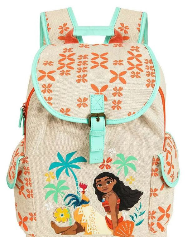 New Authentic Disney Moana Backpack