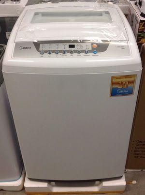 Midea Portable Washer Machine 12 KG Top Load 120 V Efficient Lavadora Portátil Digital Nueva MLTI12D2EGBW for Sale in Miami, FL