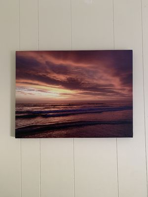 Scenic coastal prints on canvas for Sale in Portland, ME