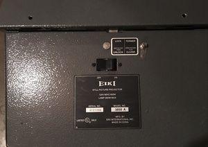 EIKI 3850A still picture projector. for Sale in Farmington, MO
