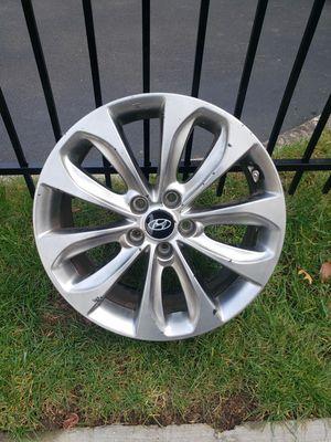 "18"" wheel rim rim for 2009 2010 2011 2012 2013 2014 hyundai sonata for Sale in Ridgewood, NJ"