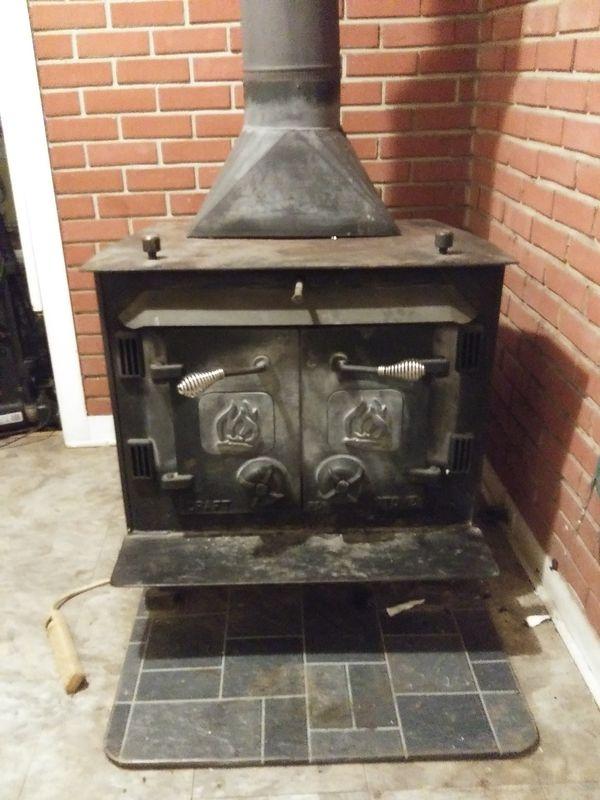 Craft wood stove