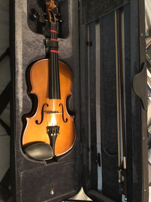 Musino violin model# vn4044 size 4/4 for Sale in Fuquay-Varina, NC