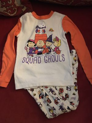 Peanuts Halloween Pajamas for Sale in Frankfort, KY