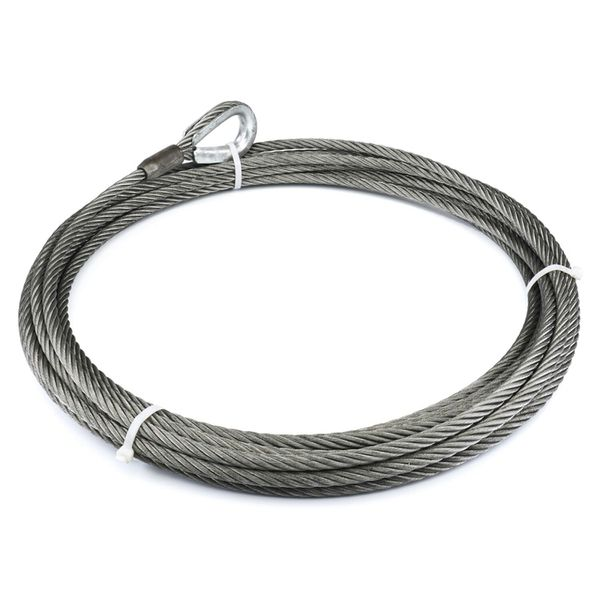 """New - WARN 79294 Wire Rope Assembly Kit 1/2"""" x 60"""" !!"""