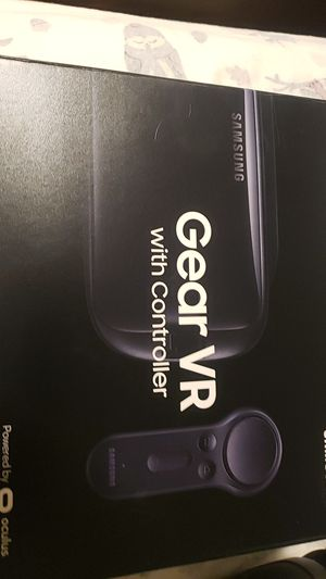 Samsung gear rv with controller for Sale in Des Moines, WA